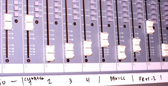 Tecnica de mixagem audiofila